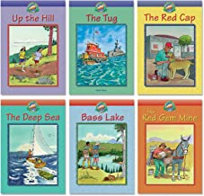 Sound Out Chapter Books: Set A-1 The Deep Sea/Up the Hill/the Red Cap/the Tug/the Red Gem Mine/Bass Lake