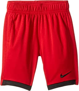 Nike Kids Dry Trophy Shorts (Toddler)