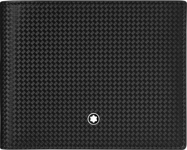 Montblanc Wallet 8cc Extreme Black 123947