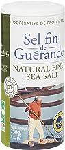 ゲランドの塩 セル ファン(細粒・海塩) 250g