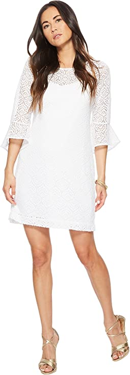 Resort White Gypsea Lace
