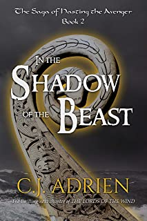 In the Shadow of the Beast (The Saga of Hasting the Avenger Book 2) (English Edition)