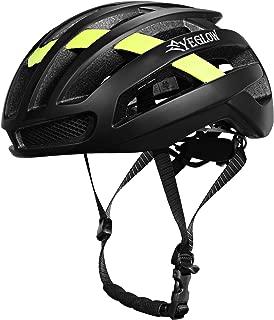 Adult Road Bike Helmet Sport Aero Cycling Helmet Bicycle Helmets for Men & Women 57-61CM