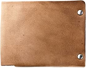 minimal leather wallet by mr lentz