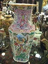 Arts And antiques Chinese Porcelain Vase with Figurines