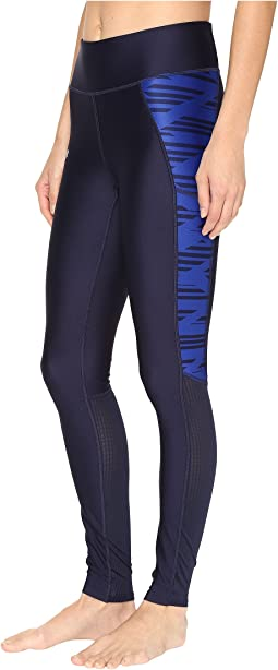 UA Fly-By Printed Legging