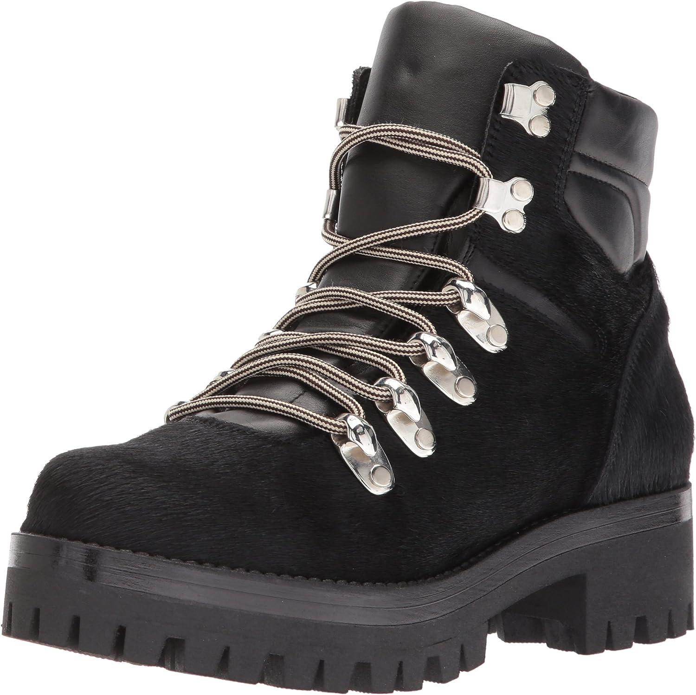 Shellys London Woherren Tulle Combat Stiefel, schwarz, 39 EU 8.5 M US  | Elegante Und Stabile Verpackung
