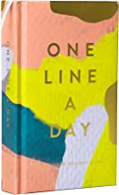 Modern One Line a Day: A Five-Year Memory Book (Daily Journal, Mindfulness Journal, Memory Books, Daily Reflections Book)