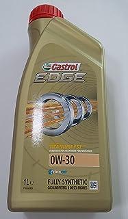 Öl Castrol Edge 0W 30.