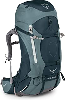 Osprey Packs Women's Ariel AG 55 Backpack, Boothbay Grey, Small