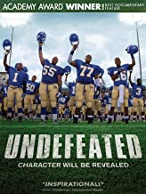 Best the movie undefeated football Reviews