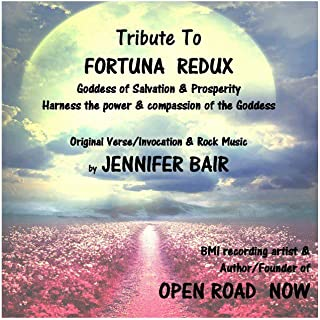 Goddess-Biker Verse & Invocation in Honor of Fortuna