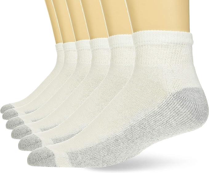 Hanes Men/'s FreshIQ BIG and TALL Size 12-14 ANKLE Socks Plus lot