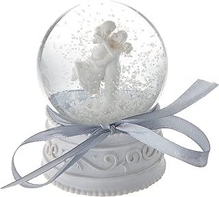 Artisano Designs A41006 Forever in Love Couple Snow Globe Favor