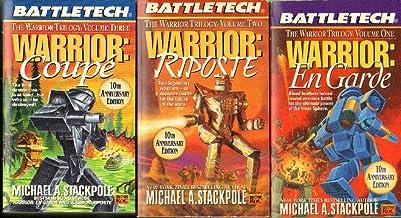 Classic Battletech The Warrior Trilogy: En Garde; Riposte; Coupé