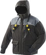 Frabill 2504021 I3 Jacket, Black, Large