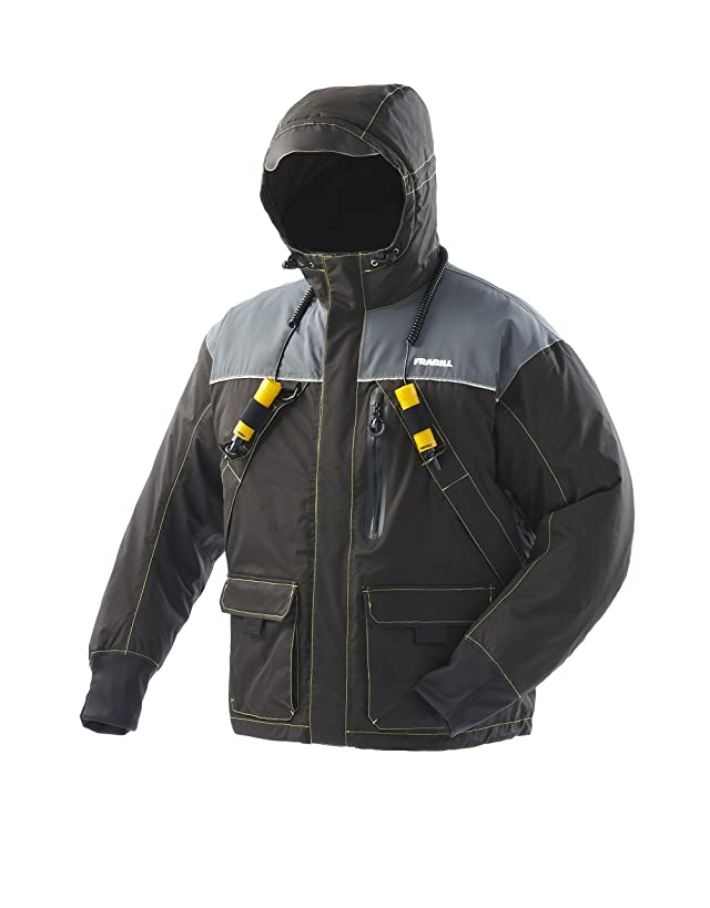 Frabill 2504031 Ice Fishing Safety Gear