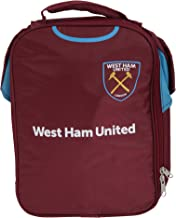 West Ham FC Official Classic Soccer Kit Lunch Bag (One Size) (Claret/Blue)