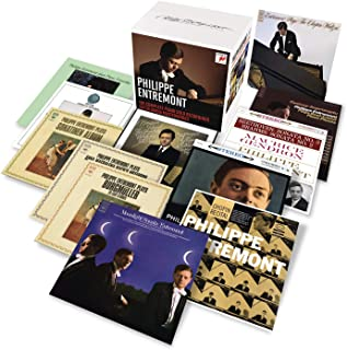 Philippe Entremont - The Complete Piano Solo Recordings on Columbia Masterworks