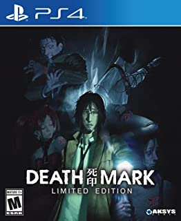 Death Mark - Limited Edition (輸入版:北米) - PS4 - PS3