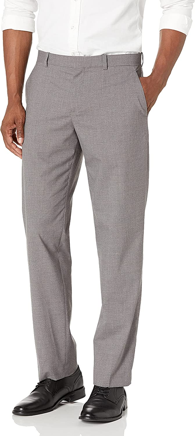 Perry Ellis Men's Stretch 2021 autumn and winter new Today's only Pants Check