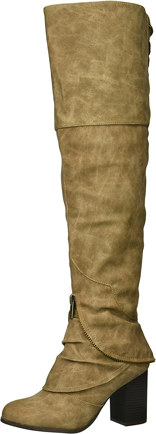 2 Lips Too Womens Too Liam Over The Knee Boot
