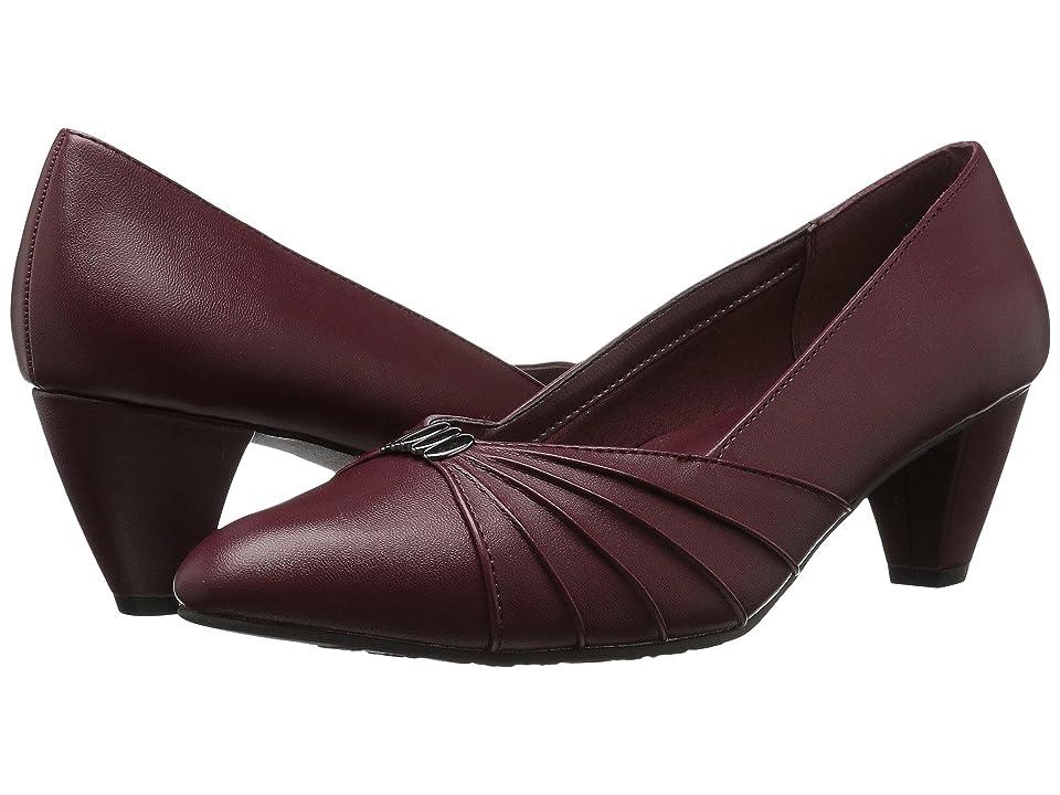 Soft Style Dee (Bordeaux) High Heels