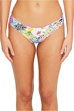 Guajira Superstar Full Ruched Back Bikini Bottom