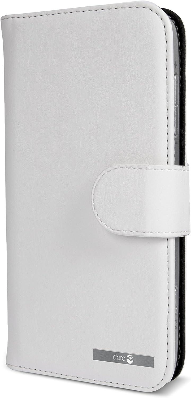 Doro Wallet Case Weiß Elektronik