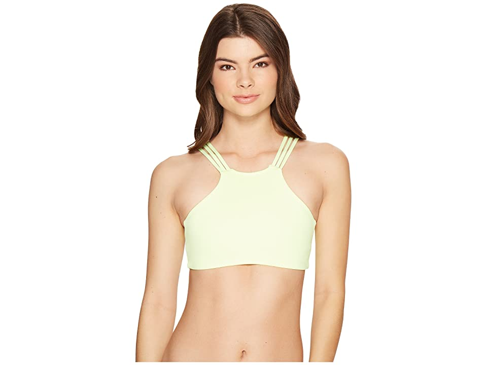 Maaji Sunny Lofty Sporty Top w/o Soft Cups (Bright Green) Women