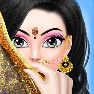 Indian Wedding Girls Corner - Indian Celebrity Wedding Salon - Stylist Salon Game - Wedding Makeup Salon Bridal