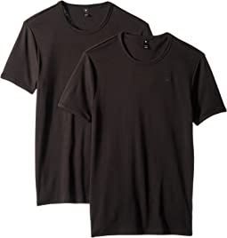 Base Round Neck Short Sleeve 2-Pack T-Shirt