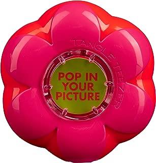 Tangle Teezer Magic Flower Pot Detangling Hairbrush, Juicy Pink