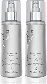 Kenra Platinum Thickening Spray #5, 6.7-Ounce (2-Pack)