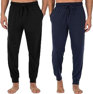 Men's Jersey Knit Jogger Sleep Pant (1 and 2 Packs)
