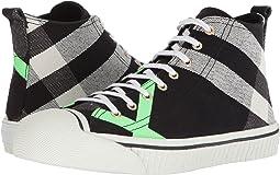 Bourne Mid Top Sneaker