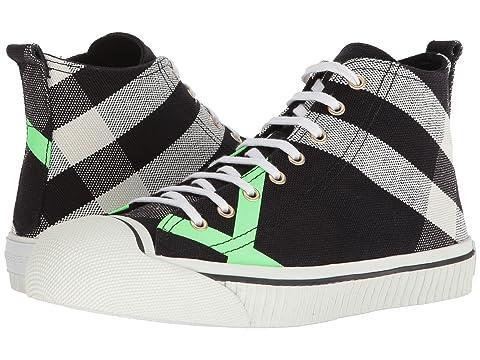 Burberry Bourne Mid Top Sneaker