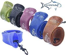 Coronado Spinning Reel Fishing Rod Sleeve | Extra Wide (5...