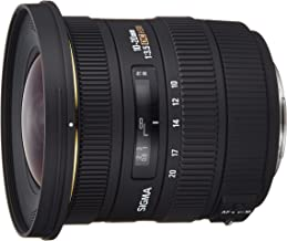 Sigma 10-20mm f/3.5 EX DC HSM ELD SLD Aspherical Super Wide Angle Lens for Sony Digital SLR Cameras