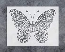 Best butterfly painting patterns Reviews