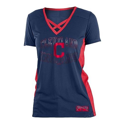 23bb6268 Cleveland Indians Women's Apparel: Amazon.com