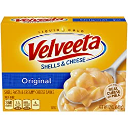 Velveeta Shells and Cheese Dinner (12 oz Box)