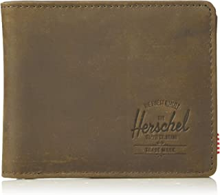 herschel hank coin leather