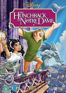 The Hunchback of Notre Dame | DVD | Arabic & Englsih