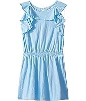 Flounce Dress (Big Kids)