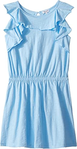 Splendid Littles Flounce Dress (Big Kids)