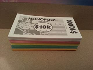 Read Description Carefully (Replacement Parts) for Monopoly - Here & Now Edition