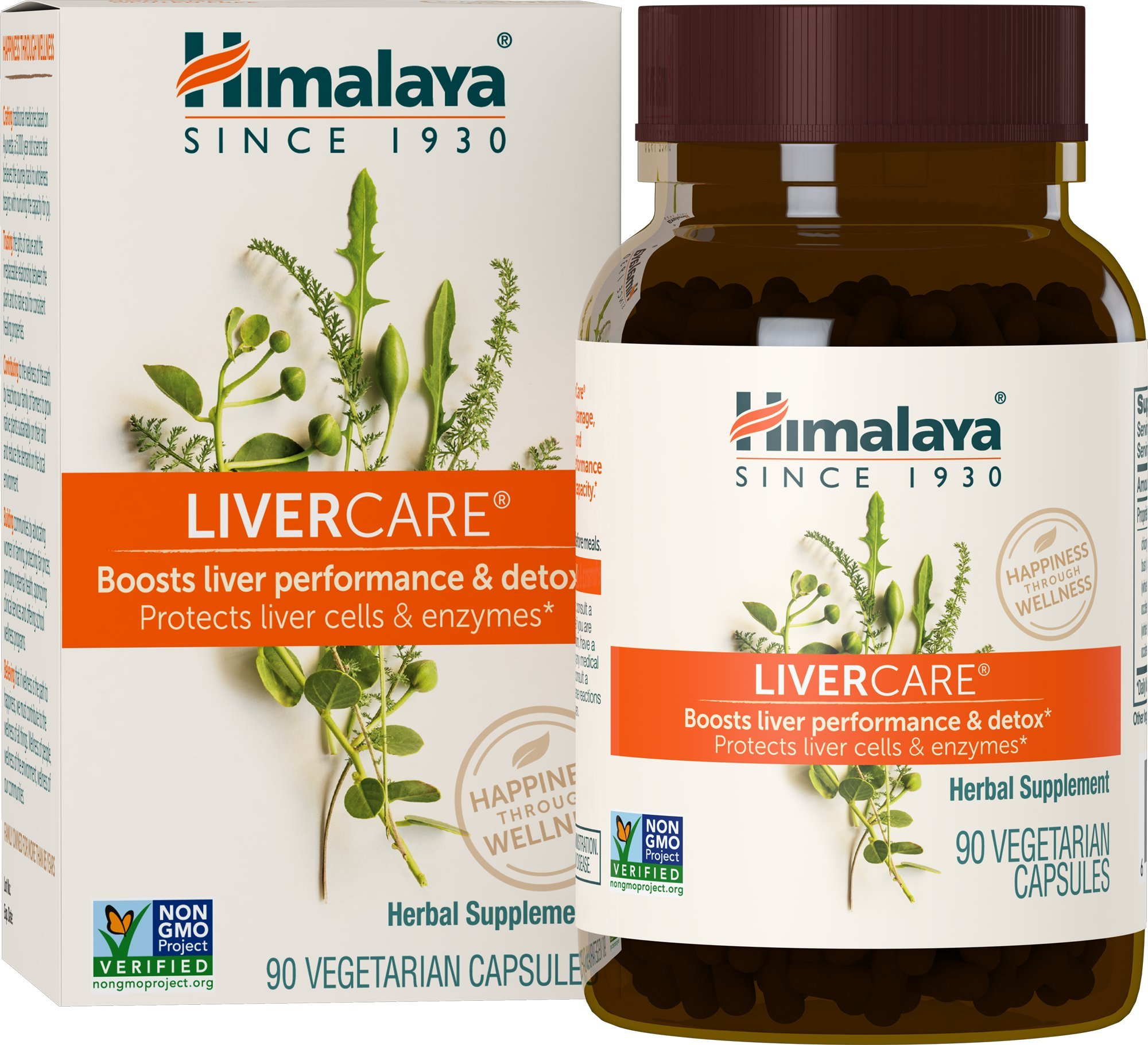 Himalaya LiverCare Cleanse Capsules Supply