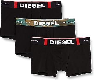 Diesel Men's Umbx-damienthreepack Boxer Shorts (pack of 3)