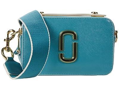 Marc Jacobs The Sure Shot Large Snapshot (Riviera) Handbags